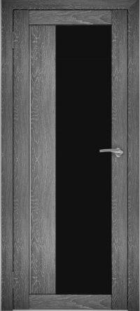 Амати 9 Дуб шале графит Black