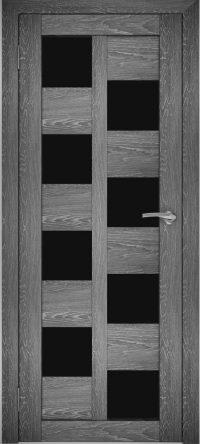 Амати 13 Дуб шале графит Black