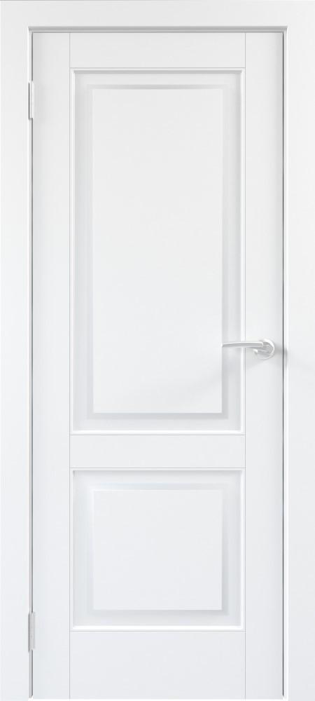 Дверь межкомнатная Перфекто 1.1 Белая