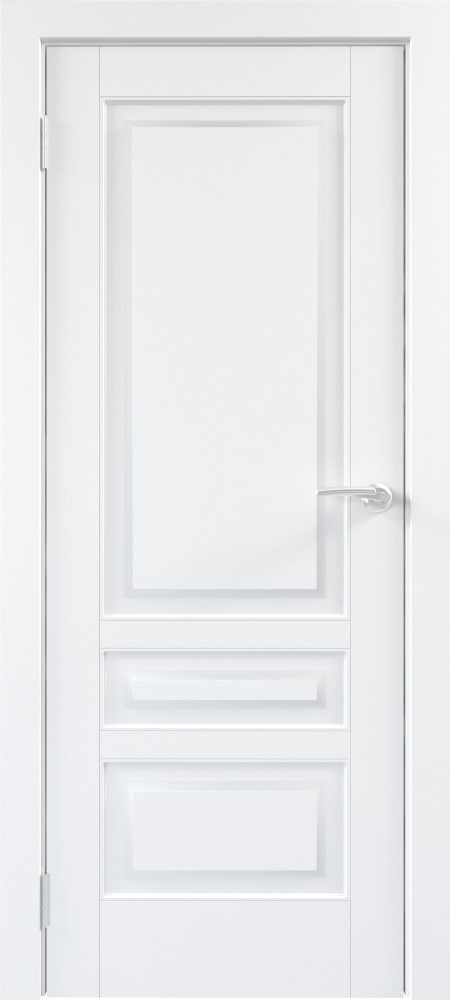Дверь межкомнатная Перфекто 2.1 Белая
