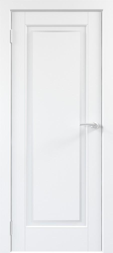 Дверь межкомнатная Перфекто 4.1 Белая